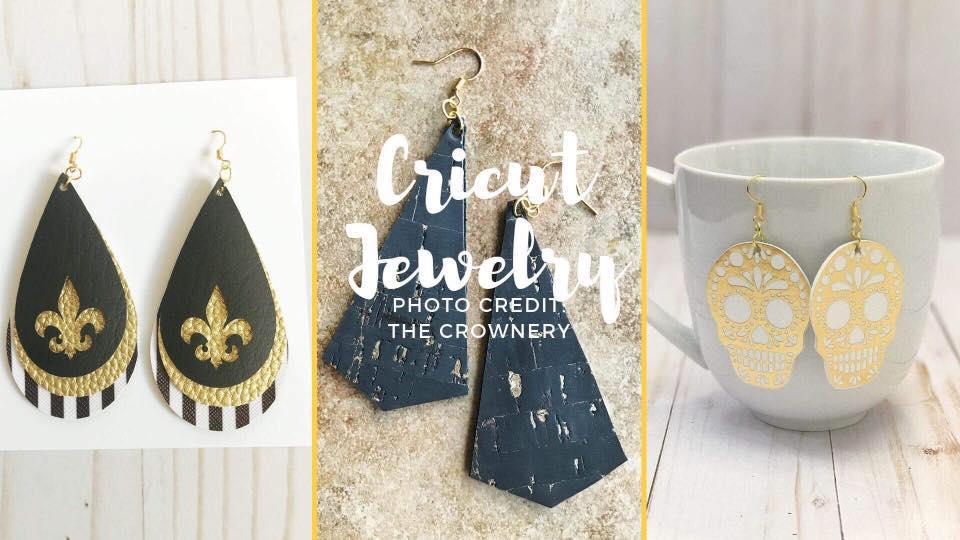 Cricut Jewelry